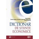 Dicţionar de ştiinţe economice