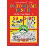 ORTOGRAME VESELE. CAIET PENTRU CLASELE 1-2