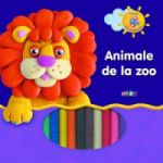 ANIMALE DE LA ZOO. INVAT SA MODELEZ