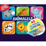 ANIMALELE. 45 BUTOANE SONORE. CARTE & TABLETA