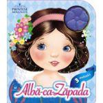 ALBA-CA-ZAPADA. Printese minunate. 3 melodii