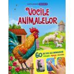 VOCILE ANIMALELOR. 60 de voci ale animalelor. Citește, apasă, ascultă