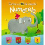 NUMERELE. CARTEA CU 100 DE CLAPETE