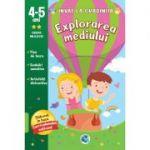 Explorarea mediului: 4-5 ani. Grupa mijlocie(Invat la gradinita)