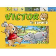 Victor în savană