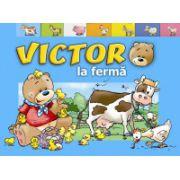 Victor la fermă