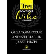 Trei laureati Nike într-o carte