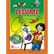 LEGUME. CARTE DE COLORAT