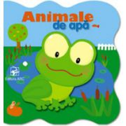 ANIMALE DE APA. CARTE CARTONATA