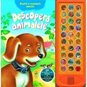 Descoperă animalele. Ascultă și recunoaște sunetele