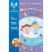 Matematica 3-4 ani. Grupa mica (Invat la gradi)