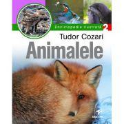 Animalele. Vol. 2. Enciclopedie ilustrată