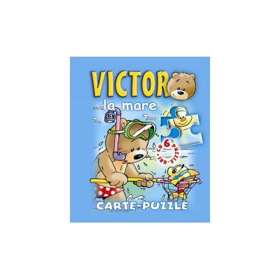Victor la mare. Carte - puzzle