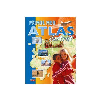 Primul meu atlas ilustrat