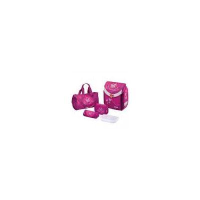Ghiozdan set Herlitz Flexi echipat, Rose Butterfly 1128005/4
