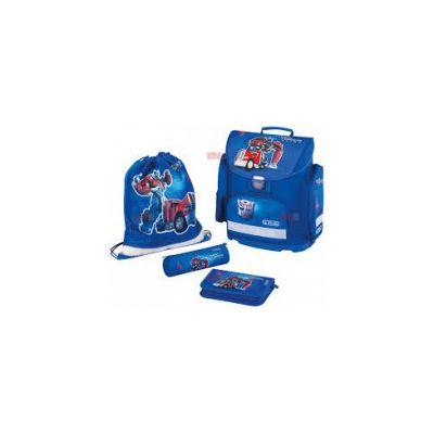 Ghiozdan Transformers, midi echipat Herlitz 1128019/5