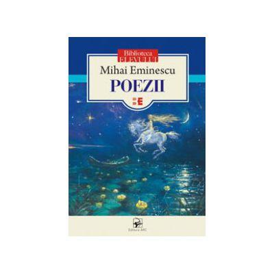 POEZII. MIHAI EMINESCU