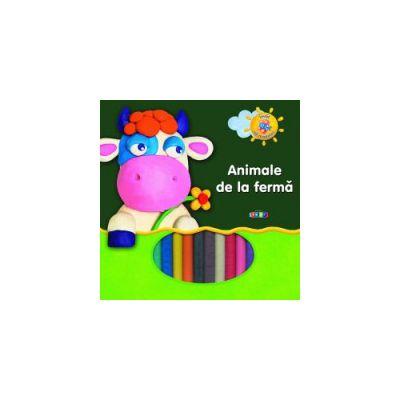 ANIMALE DE LA FERMA. INVAT SA MODELEZ