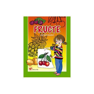 FRUCTE. CARTE DE COLORAT