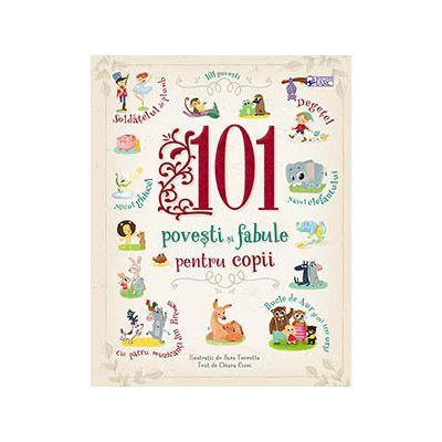 101 povești și fabule pentru copii