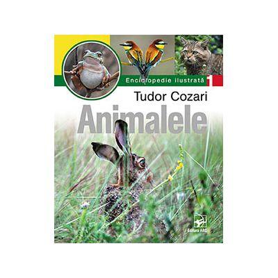 Animalele. Enciclopedie ilustrată