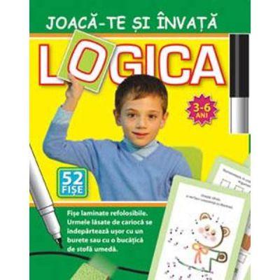 LOGICA. JOACA-TE SI INVATA. 52 FISE
