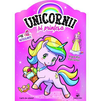 Împărăția dulciurilor. Unicornii și prințesa